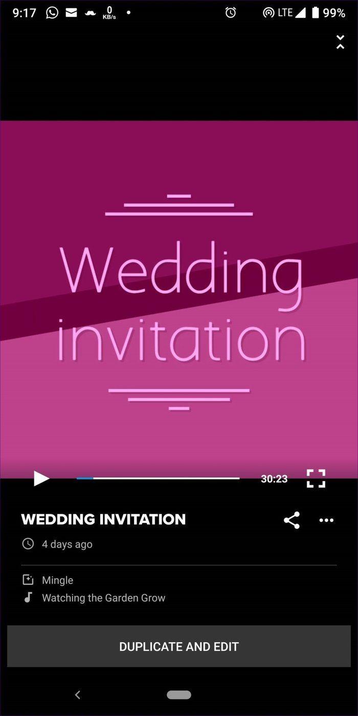 how to create whatsapp invitation cards  create wedding