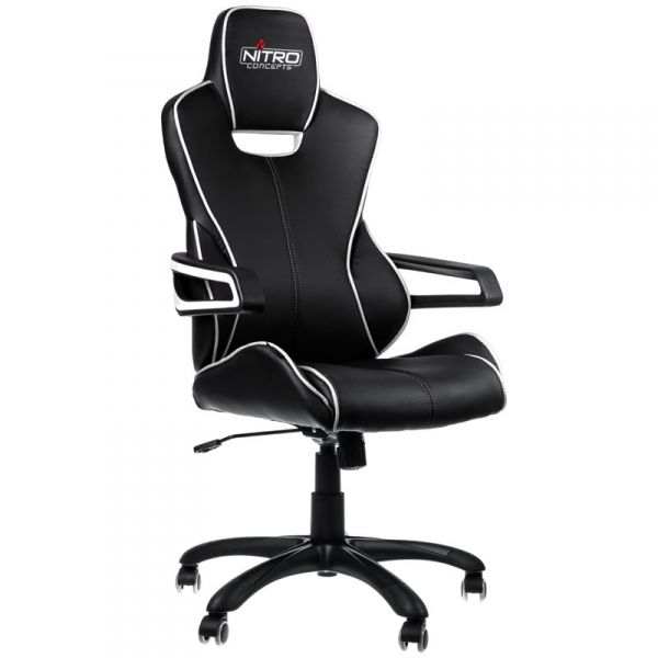 One Computer Nitro Concepts E200 Race Gaming Stuhl schwarz weiss: Category: AKRACING Item number: 20586603967 Vendor: One…%#Quickberater%