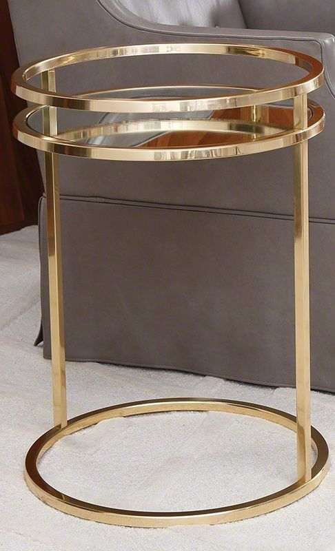 1000 images about gold and end table on pinterest chandelier lamp side tables and hollywood Home furniture online london