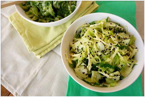 Cucumber Salads For A Warm Summer Days By GreenChefs Golubka