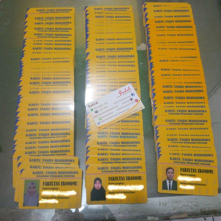 Produksi ID Card Murah