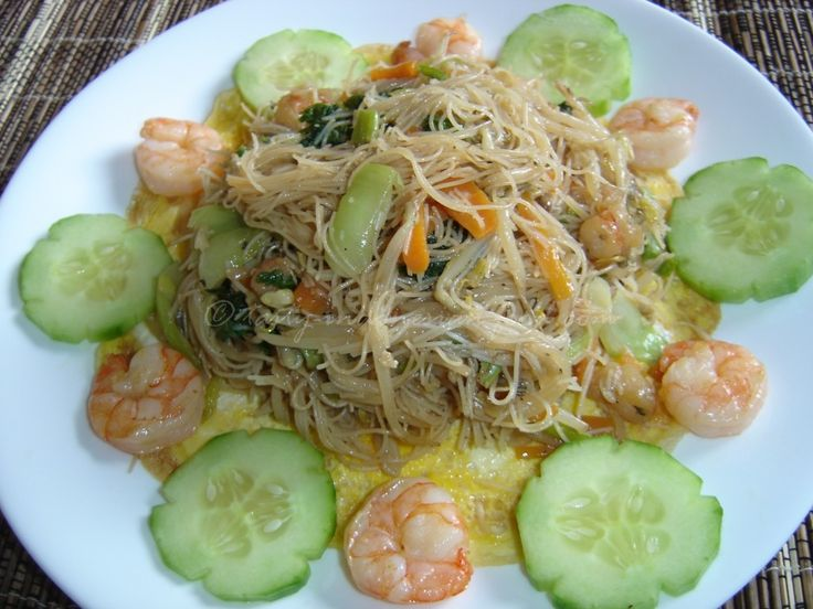 Tasty Indonesian Food - Bihun Goreng