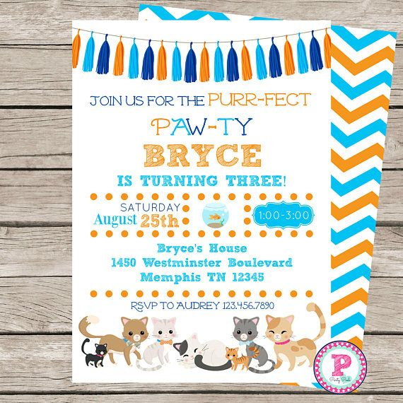 11 best Pet Adoption Party Ideas images – Adoption Party Invitations
