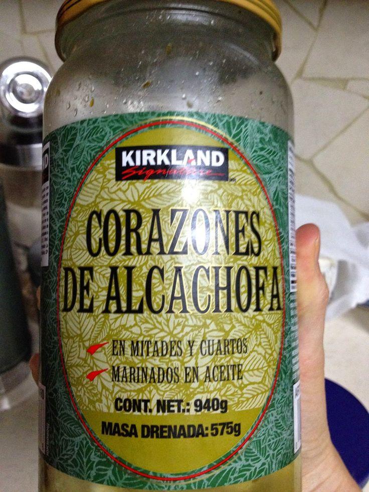 La Lola Dice: Dip de Alcachofa y Espinaca, en frio