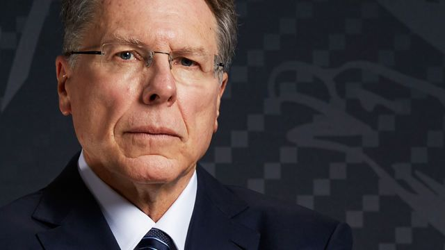 Wayne LaPierre says our nation's broken background check system is one of the greatest failures in the history of American leadership.