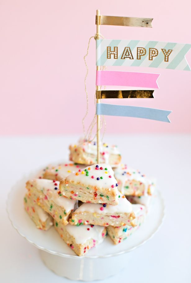 1000+ images about birthday on Pinterest | Cake batter, Rice krispie ...
