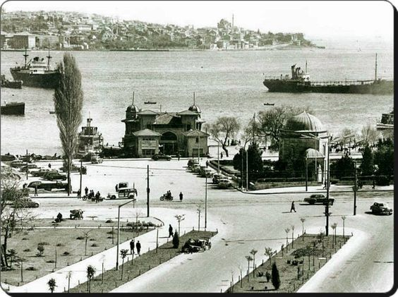 Beşiktaş Meydanı, İskele, İstanbul