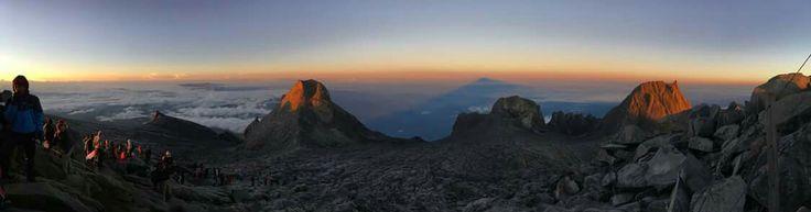 monte Kinabalu- Malasya