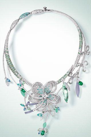 Louis Vuitton Joaillerie Necklace
