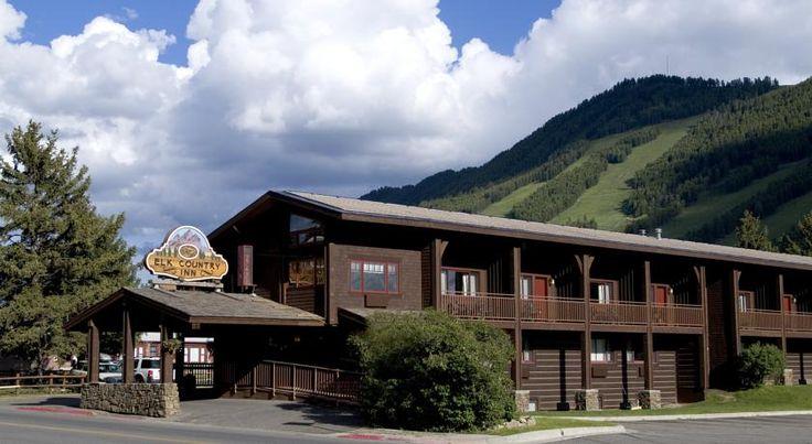 泊ってみたいホテル・HOTEL アメリカ>ジャクソン>グランドティトン国立公園、ブティック、レストラン、市街のナイトスポットもすぐそば>エルク カントリー イン(Elk Country Inn)