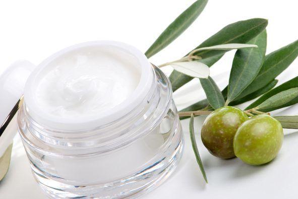 como hacer crema casera de aceite de oliva