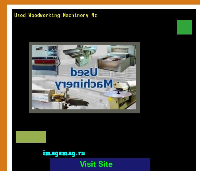 Used Woodworking Machinery Nz 133431 - The Best Image Search