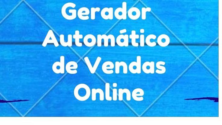 gerador de vendas online