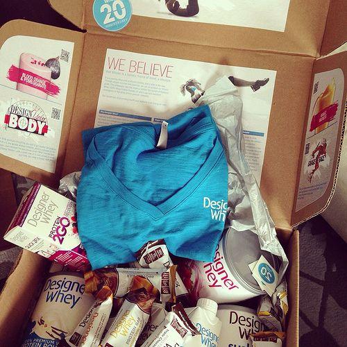 Designer Whey Protein #giveaway #fitfluential #deisgnerwhey20
