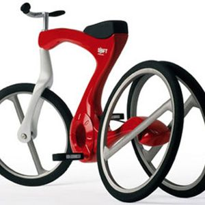 Cycling into the Future: 15 Crazy Concept Bicycles