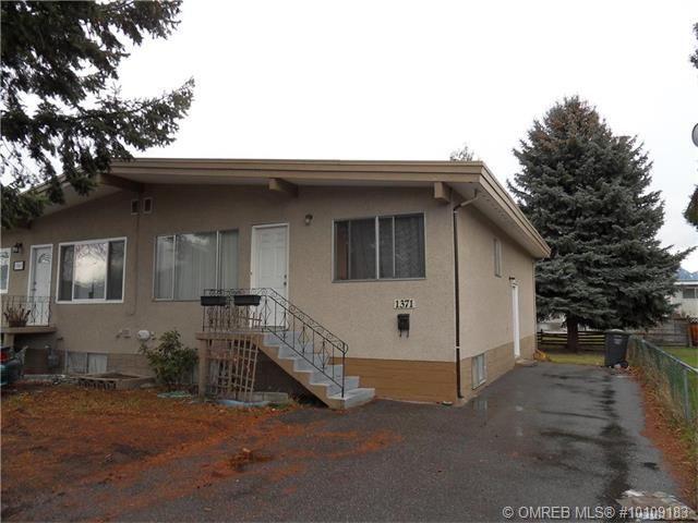 1371 Gordon Drive, Kelowna, BC V1Y 3E9. $279,900, Listing # 10109183. See homes for sale information, school districts, neighborhoods in Kelowna.