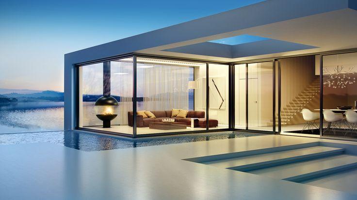 Offriamo illimitate #possibilità di #realizzazione delle #finestre, #portafinestre, permettendo di sottolineare il proprio #stile personale. Proponiamo #design #originale e #armonioso, unito alla grande #ricchezza di #soluzioni. Per Voi, #serramenti in #PVC con una larga #gamma di #colori, in simil #legno o in simil #alluminio. Chiedeteci un #preventivo #gratuito!