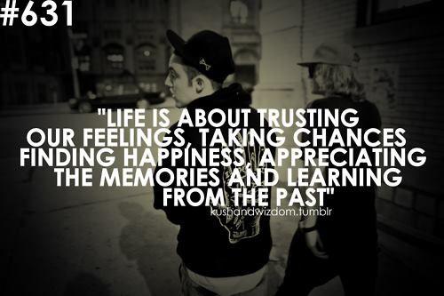 I trust my Gut :)