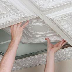 Suspended/Drop Ceilings