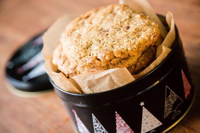 Guldbageren - Kanelcookies