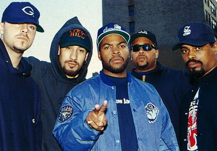"""Cypress Hill and Ice Cube (1992) """