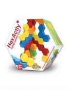 HEXACTLY Sechseck-Klötzchen aus Holz (ab 3 Jahren) von Fat Brain Toys, 25,95 €