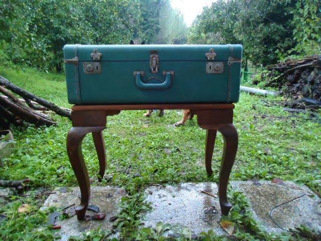 χαρωτοart: Aπ' όταν πρωτοείδα τις κατασκευές με τις βαλίτσες ...