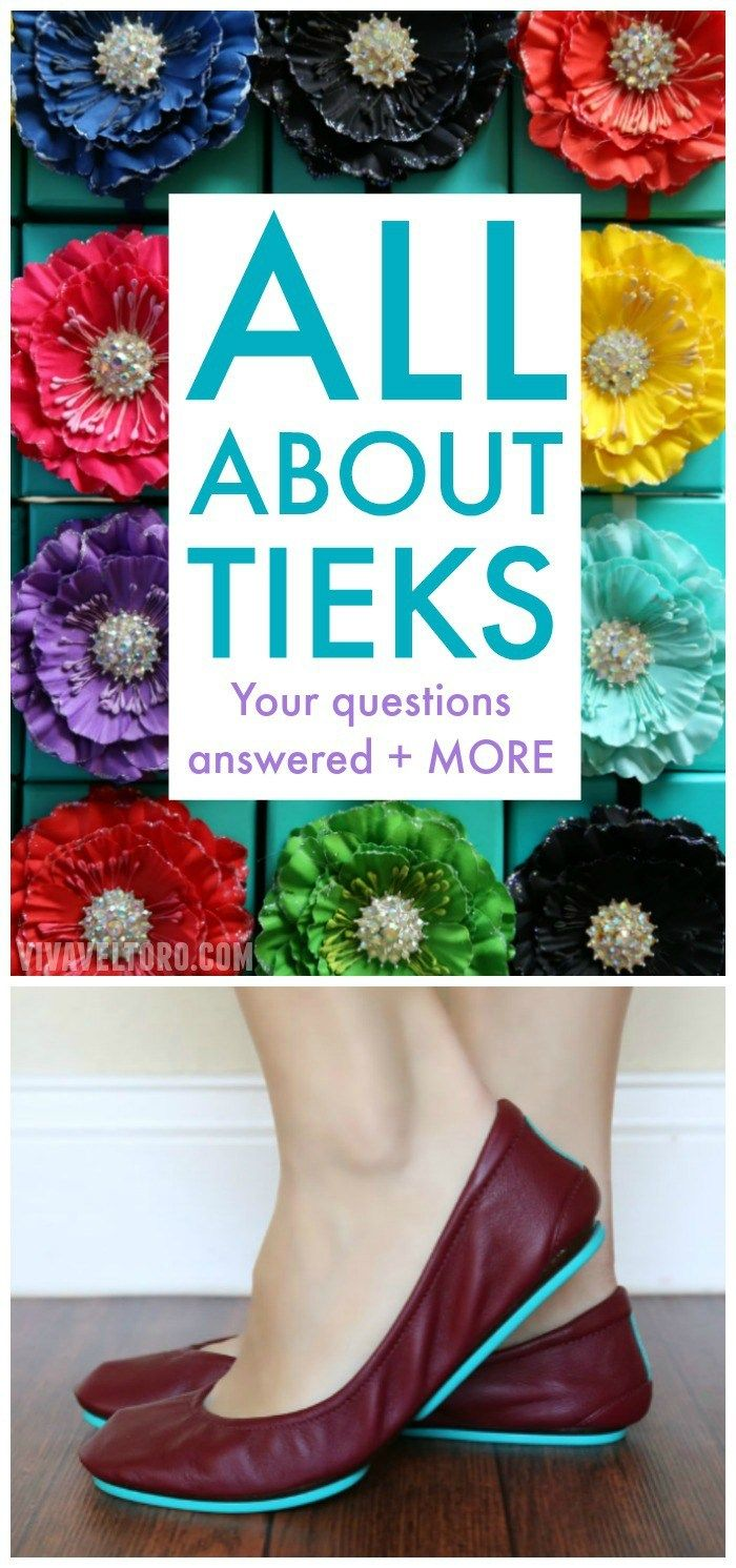 What are Tieks? Where can you buy Tieks? Got a Tieks sale or Tieks discount code? You've got questions and I've got answers about Tieks by Gavrieli ballet flats.