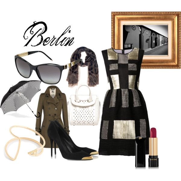 """""""I'm in Berlin"""" by nikita-17 on Polyvore"""