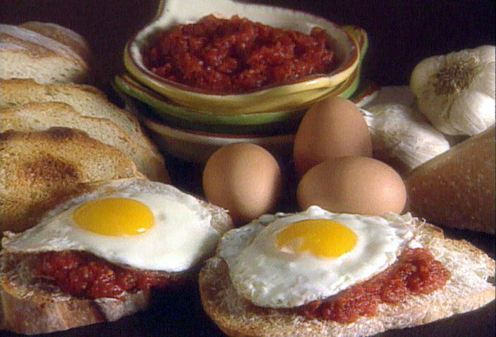 Italian Egg Sandwich #Protein #Grain #MyPlateFood Network, Tomatoes Sauces, Giada De Laurentiis, Yummy Food, Breakfast, Italian Eggs, Sandwich Recipes, Sandwiches Recipe, Eggs Sandwiches