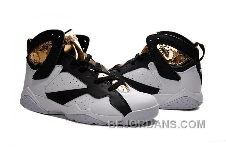 http://www.bejordans.com/big-discount-air-jordan-7-white-gold-men-womens-fashion-basketball-shoes-sale-p8h8j.html BIG DISCOUNT AIR JORDAN 7 WHITE GOLD MEN WOMENS FASHION BASKETBALL SHOES SALE P8H8J Only $83.00 , Free Shipping!