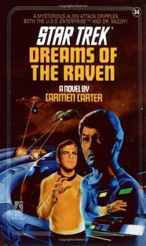 """Dreams of the Raven (Star Trek, No 34)"" av Carmen Carter"