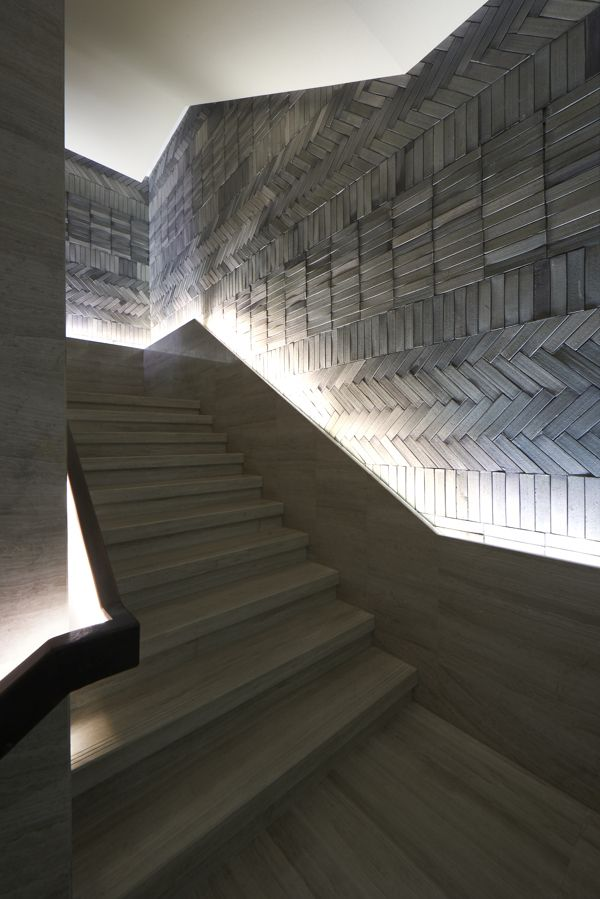 Stairs which connect past and future by TOMOHIRO KATSUKI, via Behance