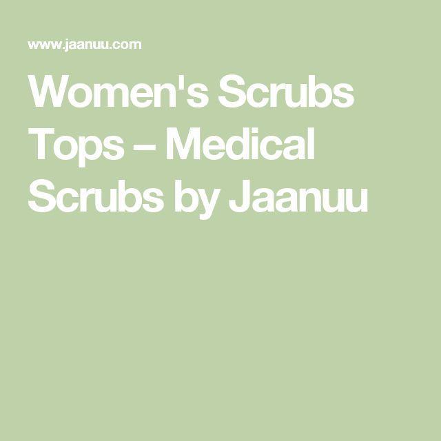 Women's Scrubs Tops – Medical Scrubs by Jaanuu