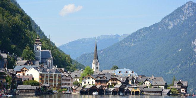 Ausztria mesés kisvárosa, Hallstatt - Világutazó