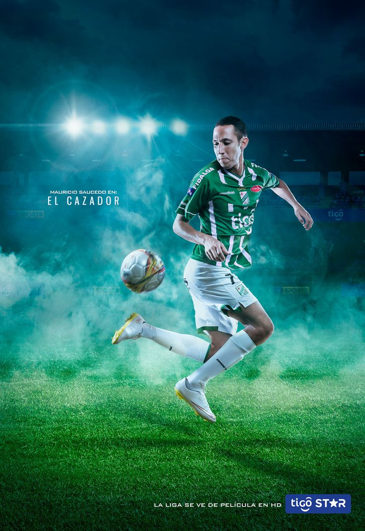 Tigo Star-Campaña Liga Boliviana on Behance