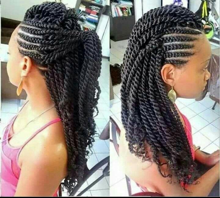 Mejores 24 imágenes de hair do en Pinterest | Peinados naturales ...