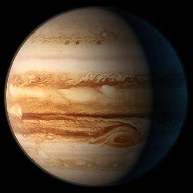 Если бы не было планеты Юпитер, то наша планета давно бы погибла от атаки метеоров.  Юпитер, за счет своей огромной силы гравитации, притягивает к себе метеоры, астероиды направленные на планету Земля.