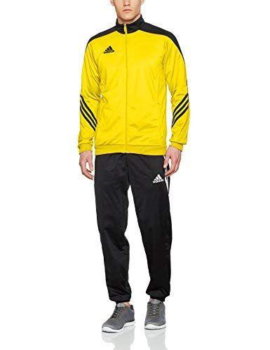 76430e8140618d adidas Herren Trainingsanzug Sereno 14 PES