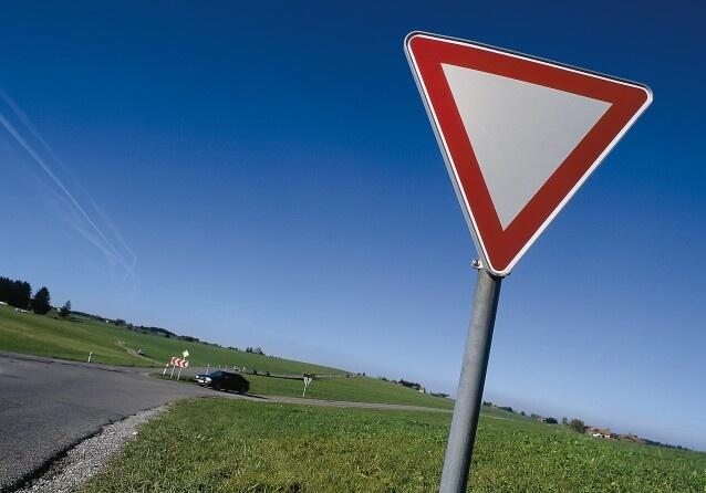 Traffic sign 2D ;)
