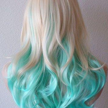 Best 25+ Mint hair ideas on Pinterest