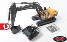 The 1/14 Scale Earth Digger 360L Hydraulic Excavator (RTR) from RC4wd