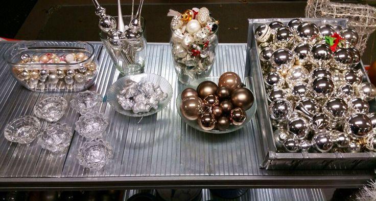 Winkelbeeld 'kerstshop'