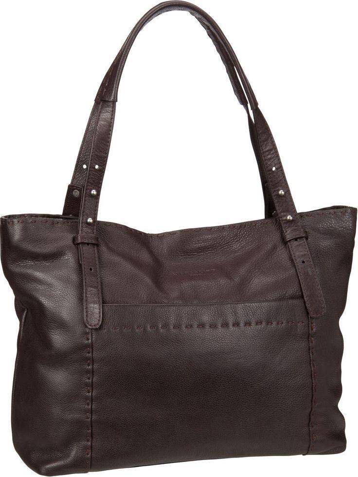 Taschenkaufhaus Liebeskind Newark Eagle Brown - Shopper: Category: Taschen & Koffer > Shopper > Liebeskind Item number: 98861…%#Taschen%