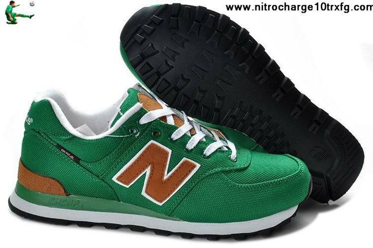 Latest Listing Cheap New Balance NB ML574BPG backpack retro Green Brown For  Women shoes Shoes Shop