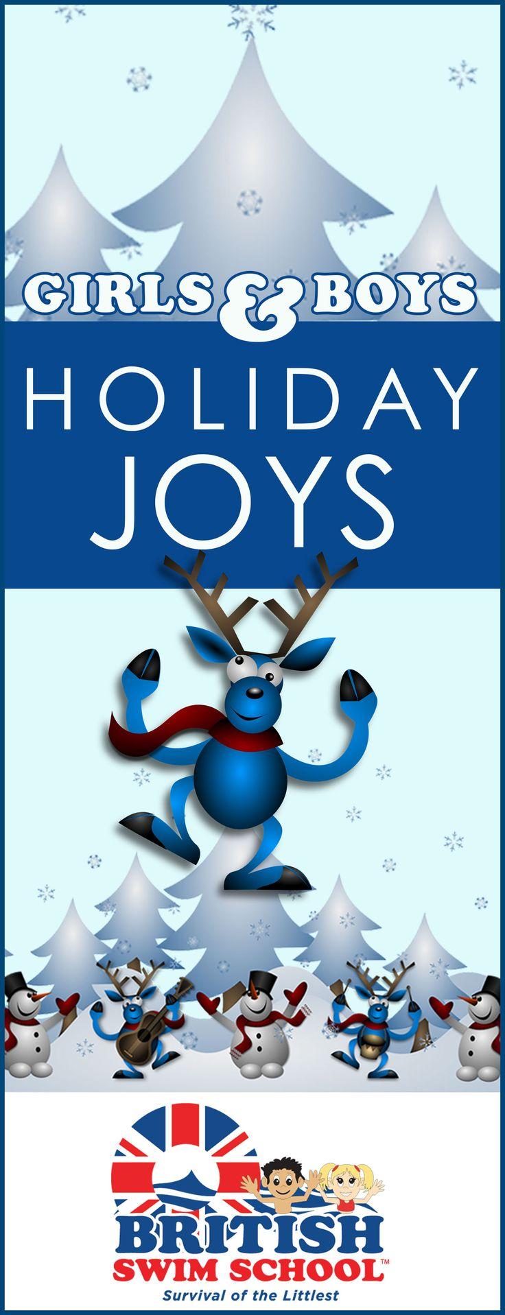 Holiday joys! #goswim