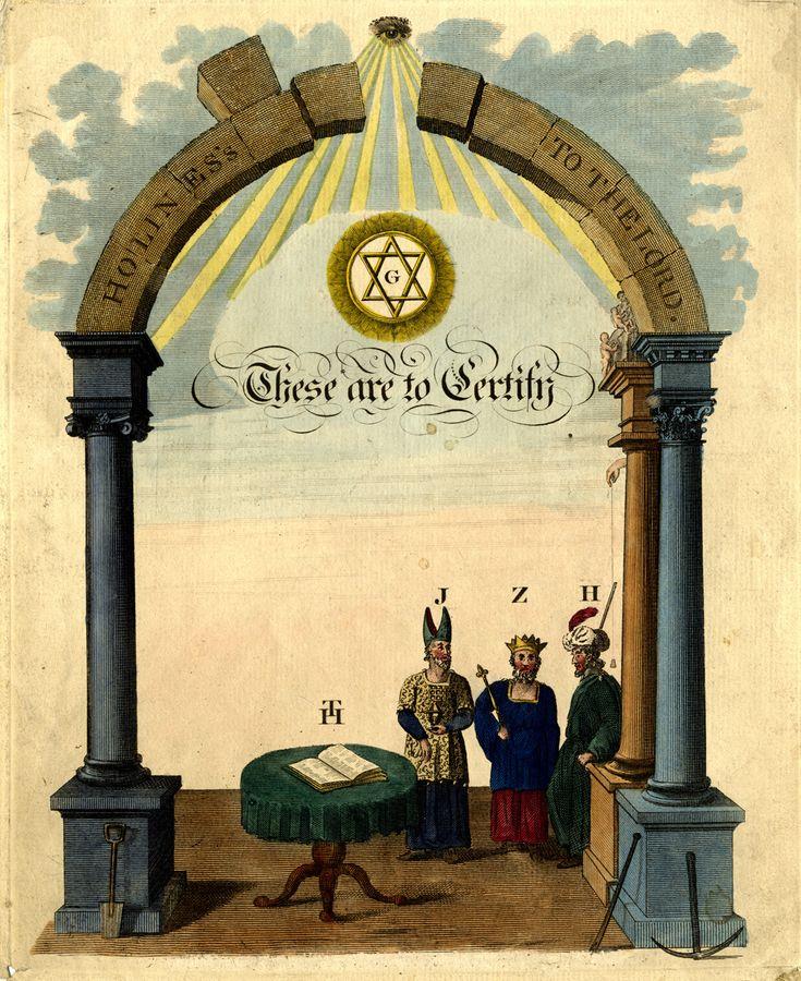19 Best Images About Masonic Art 3 Pillars On Pinterest