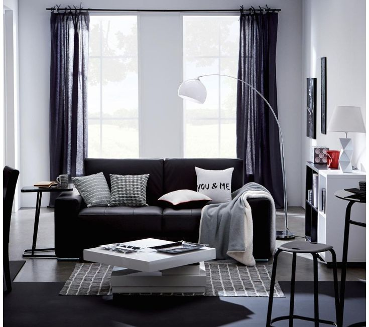 best 25 canape cuir noir ideas on pinterest salon cuir