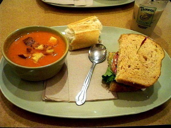 Panera Bread Creamy Tomato Soup Recipe  Want it!