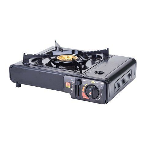 Winco PGS1K Portable Gas Cooker 9500 BTUs Brass Burner with Carrying Case ** Click on the image for additional details.(This is an Amazon affiliate link and I receive a commission for the sales)